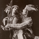 Tamara Karsavina and Adolph Bolm in The Firebird