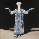 Lubov Tchernicheva as the Tsarina from The Firebird