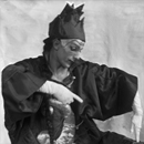 Léonide Massine as the Chinese Conjuror from Parade