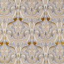 "Owen Jones, 'Wallpaper sample, called ""Moresque"", designed for John Trumble & Co.'"