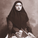 Shadi Ghadirian, from the series 'Qajar'