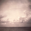 'Seascape with Cloud Study', photograph by Gustave Le Gray