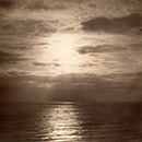 'Solar Effect in the Clouds - Ocean', photograph by Gustave Le Gray