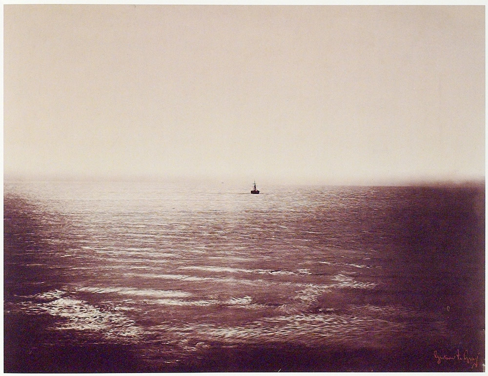 Gustave Le Gray Seascape