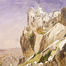 'Moorish Castle, Mafra', by James Holland