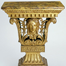 Console table for Chiswick House, designed by William Kent