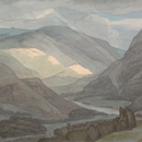Rydal Water', by Francis Towne
