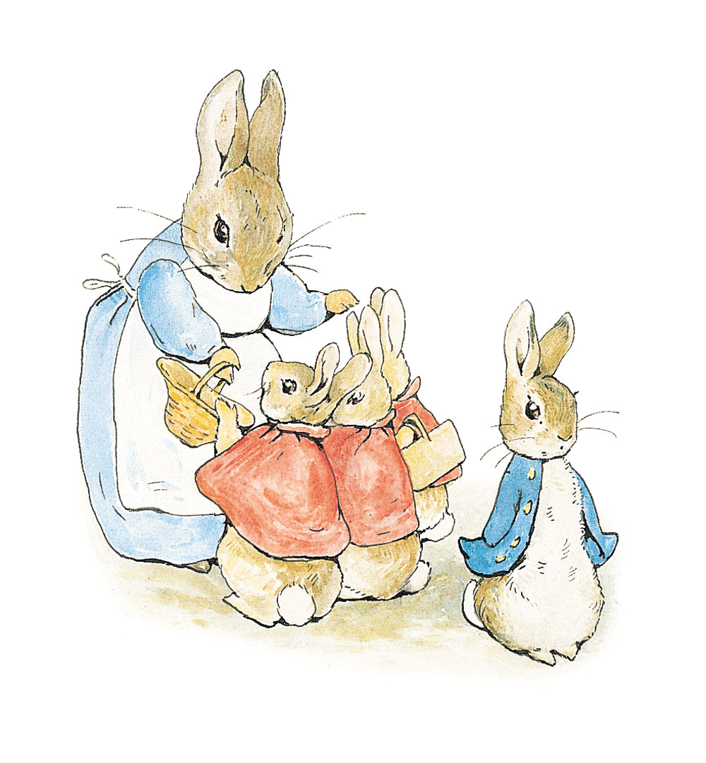 beatrix potter the tale of peter rabbit victoria and albert museum