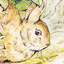 Illustration to The Tale of Peter Rabbit, 1902