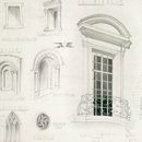 Topographical studies of windows