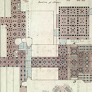 Design for tiled pavement
