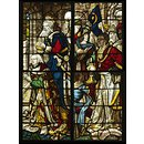 The Adoration of the Magi (Window)