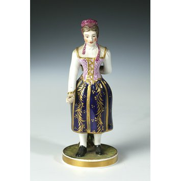 Figurine - Eddison Collection