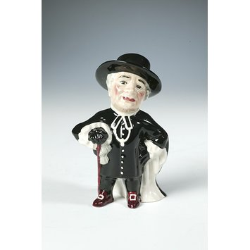 david cooke ceramics. Figurine, Ceramic, Toby jug
