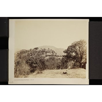 Photograph - Peterhoff, residence of the Viceroy, Simla; Simla