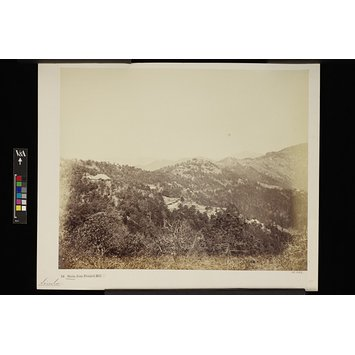 Photograph - Simla; Simla, from Prospect Hill