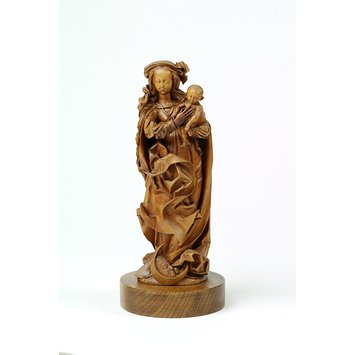 Statuette - Virgin and Child