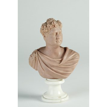 Bust - King George IV (1762-1830)