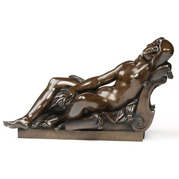 Statuette - Sleeping Nymph