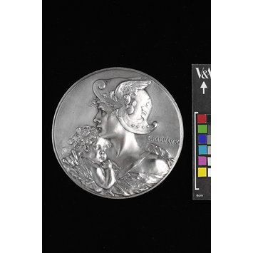 Medal - Mercury with the Infant Bacchus