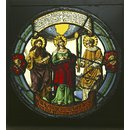 Sts Bartholomew, St Agatha and St Stephen (Panel)