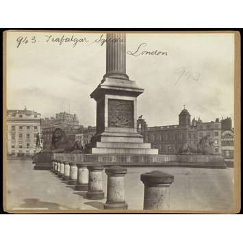 Photograph - Trafalgar Square London