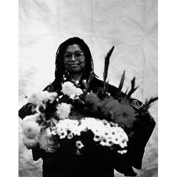 Photograph - Phalia (Portrait of Alice Walker); Zabat