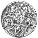 Ten Holy Roman Emperors (Medal)