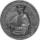 Willibald von Redwitz, Canon of Bamberg (Medal)