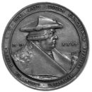 Augustin Loesch, Chancellor of the Duchy of Bavaria (Medal)
