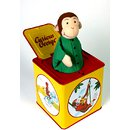 Curious George (Jack-in-the-box)