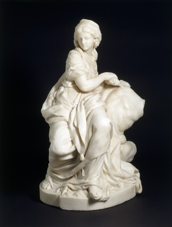 Allegory Of Sculpture Falconet 201 Tienne Maurice V Amp A