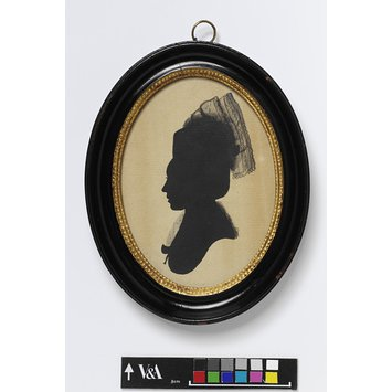 Portrait miniature - Portrait of Mary Wilmot