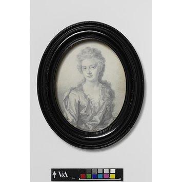 Portrait miniature - Lady Anne Churchill