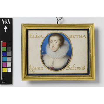 Portrait miniature - Elizabeth of Bohemia