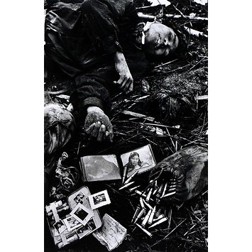 Photograph - Fallen North Vietnamese Soldier
