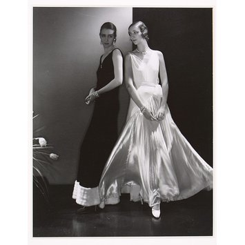 Photograph - Evening Dresses for Vogue