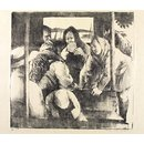French fisherwomen (Print)