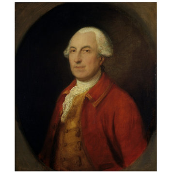 Oil painting - John Purling (1727-1801)