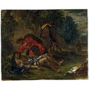 The Good Samaritan (Oil painting)