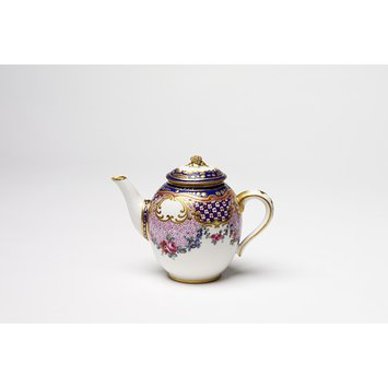 Teapot and cover - Thire 'Calabre'