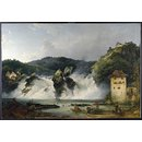 The Falls of the Rhine at Schaffhausen (Oil painting)