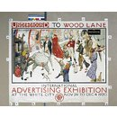 Underground to Wood Lane (Poster)