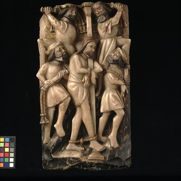 Panel - The Flagellation