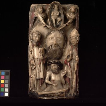 Panel - Head of St John the Baptist