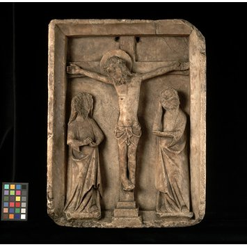 Panel - The Crucifixion