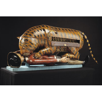 Mechanical organ - Tippoo's Tiger