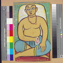 A Seated Brahmin (Painting)