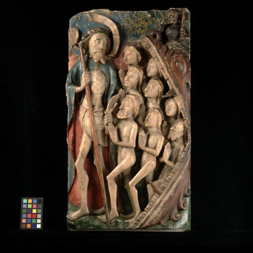 Panel - The Harrowing of Hell