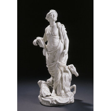 Statuette - The Continents; Europe